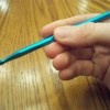 Crocheting- the tools and basic stitches