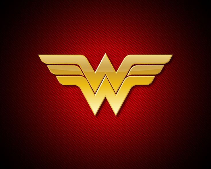 Wonder woman est Mon favourite fille superhero
