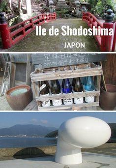Shodoshima est la plus grande des îles de la préfecture de Kagawa. On l'appelle aussi Olive Island.