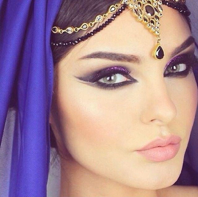 Noiva árabe