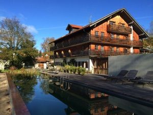 """Biohotel Pausnhof in St. Oswald,  im Bayerischen Wald - Ein super Hotel - vieles selbstgemacht, Produkte aus eigenem Anbau oder befreundeten Landwirten. Die ganze Familie geniale Gastgeber. """"So muss Hotel sein""""  It is a very cosy Hotel in the south east of germany in the Bavarian Forest, very close to the Bavarian National Park. All products are grown organic And the Pausnhof Hotel has been the first Bio-Hotel in Germany more then 14 years ago."""