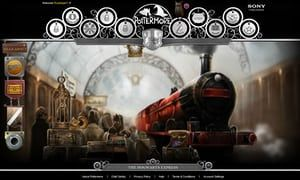 Pottermore: Harry Potter online experience from JK Rowling | i miss the old Pottermore, really..