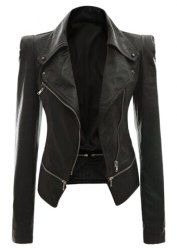 Cheap Jackets & Coats For Women | Leather Jackets And Winter Coats Online At Wholesale Prices | Sammydress.com Page 2