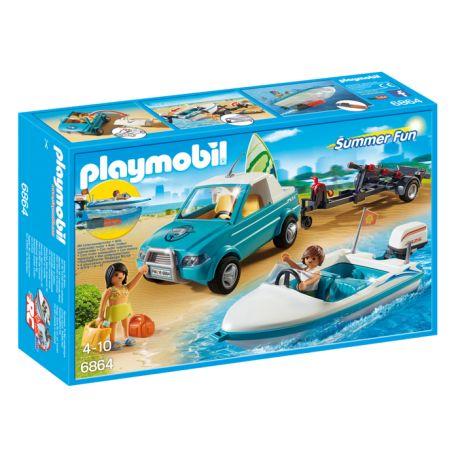 Środek zimy a Playmobil już o lecie:)  Nowy Zestaw Playmobil 6864 - Surfer serii Summer Fun - Pickup z Motorówką z Podwodnym Silniczkiem.  Zabawka dla dzieci od lat 4.   W zestawie dwie figurki, pickup, motorówka, silniczek oraz akcesoria tematyczne.  Do sezonu warto się przygotować:)  http://www.niczchin.pl/playmobil-summer-fun/3333-playmobil-6864-surfer-pickup-z-motorowka.html  #playmobil #summerfun #pickup #surfer #zabawki #niczchin #kraków