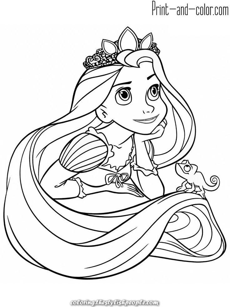 malvorlagen rapunzel queen  tiffanylovesbooks