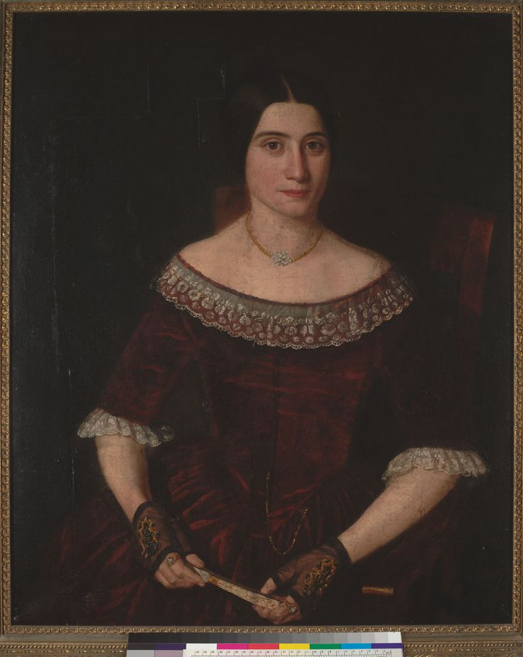 Title:  [Maria de Jesus Estudillo Davis]  Creator/Contributor:  Barbieri, Leonardo, ca. 1810-ca. 1873  Contributing Institution:  Bancroft Library