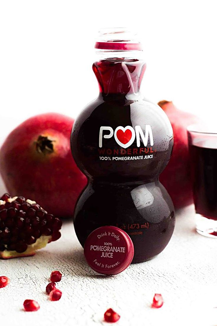 POM Wonderful Juices & Blends (Review + Recipes!)