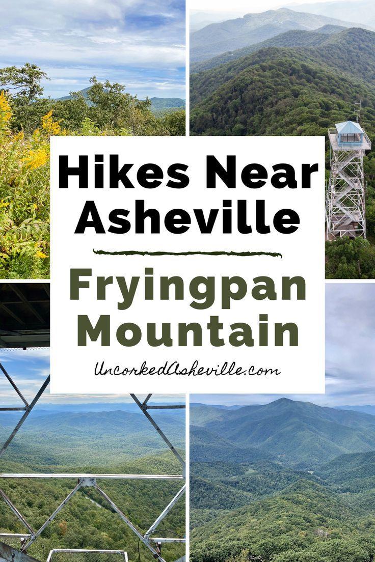 Mesmerizing Views At Fryingpan Mountain Lookout Tower Trail North Carolina Travel Visit North Carolina North Carolina Vacations