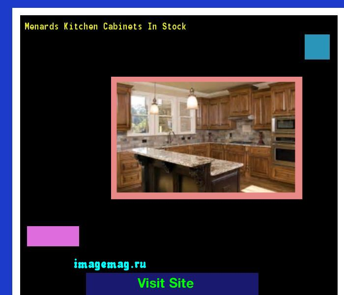 Menards Kitchen Cabinets In Stock 183612 - The Best Image Search
