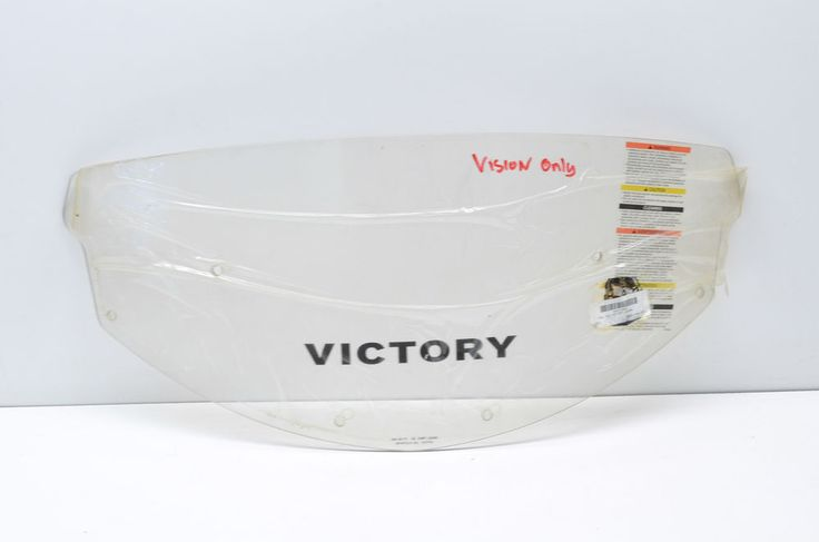 New OEM Victory Vision Windshield NOS | eBay Motors, Parts & Accessories, Motorcycle Parts | eBay!