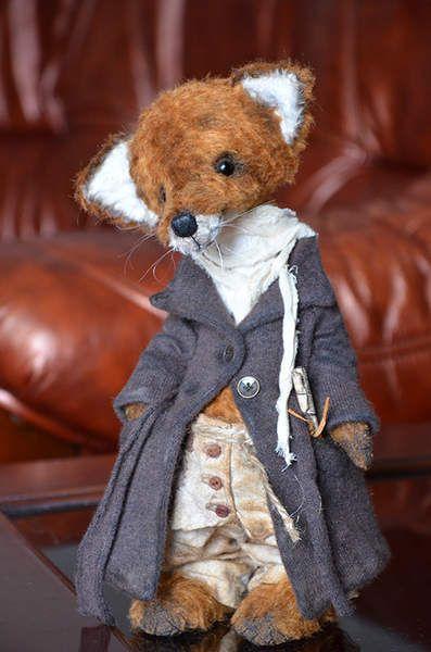 Fox Wanderer for CINDY By Evgeniya Sidorenko - Bear Pile
