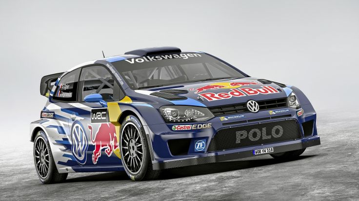 Volkswagen rolls out all-new Polo R WRC / Jan 16th 2015