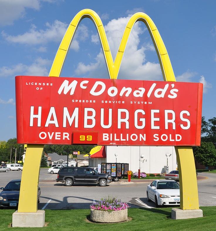 Old Mcdonald S Logo: 62 Best Images About McD's On Pinterest
