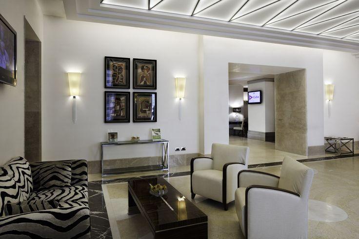 UNA Hotel Roma, #Italy  #design