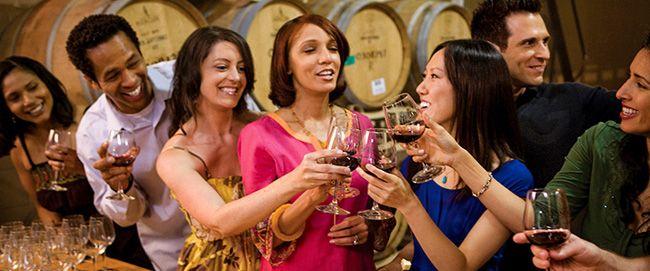 Wine Tasting & Tour Reservation | Los Angeles Wine Events | San Antonio Winery