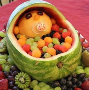 Fruitig kindje
