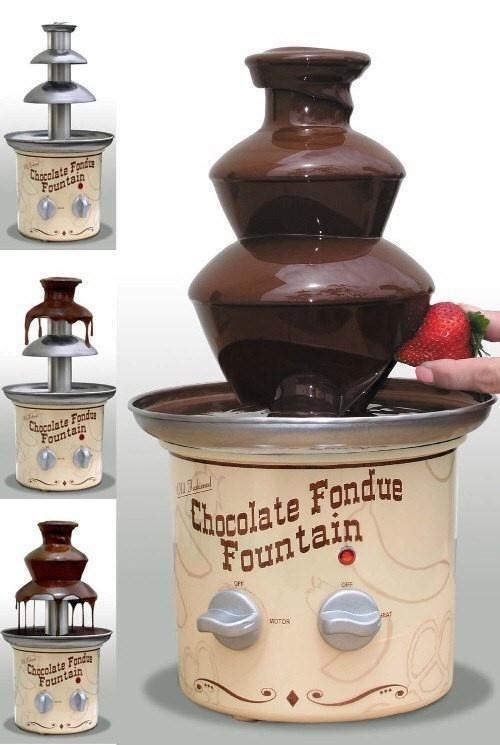 Chocolate Fondue Machine