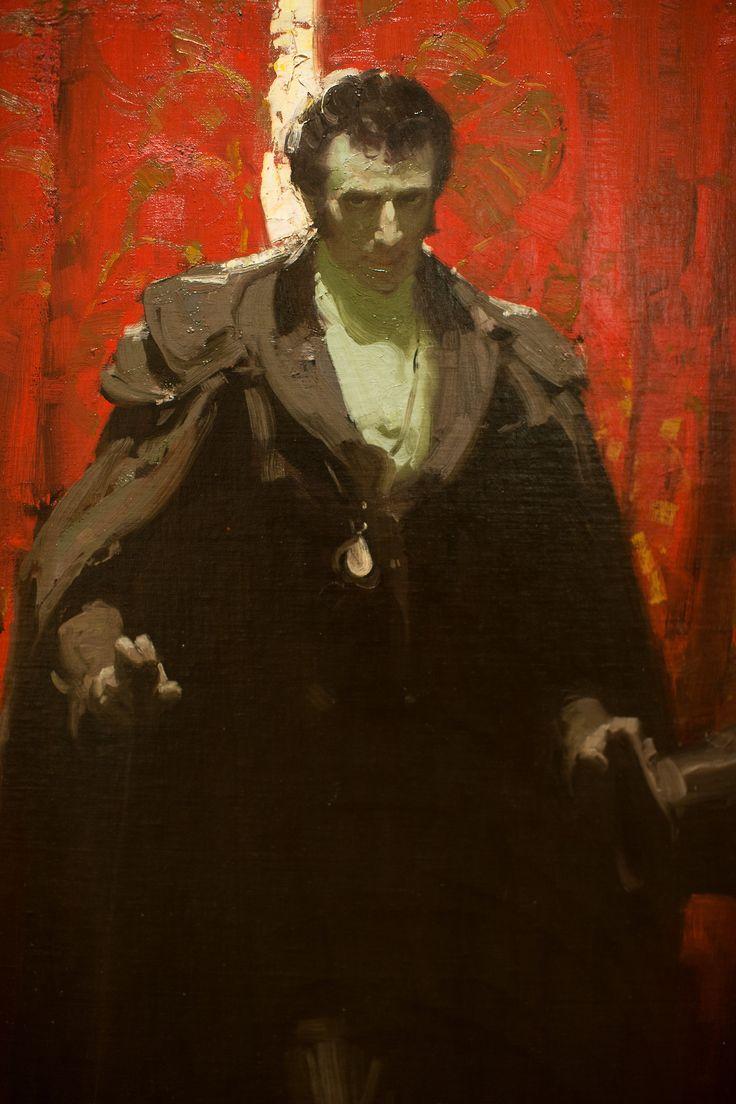Mead Schaeffer, Count of Monte Cristo, 1928