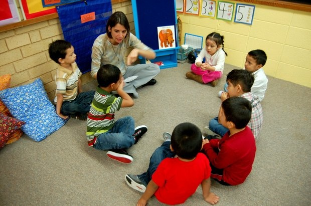 The Latino Educational Achievement Partnership opens a preschool for Latino children
