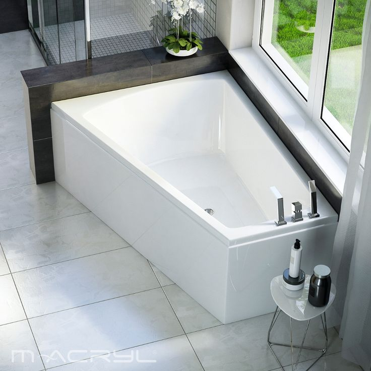 A Trinity-t szóvá teszik. Extravagáns és ultramodern megjelenés, ha szeretné, hogy fürdőszobája is kifejezze merész és vagány stílusát.  #trinity #trinitykád #macryl #macrylkád #macrylkádak #akrilkád #fürdés #fürdőszoba #relax #kikapcsolódás #lakberendezés #inspiráció #belsőépítészet #minőség #design #health #bathroom #interiordesign