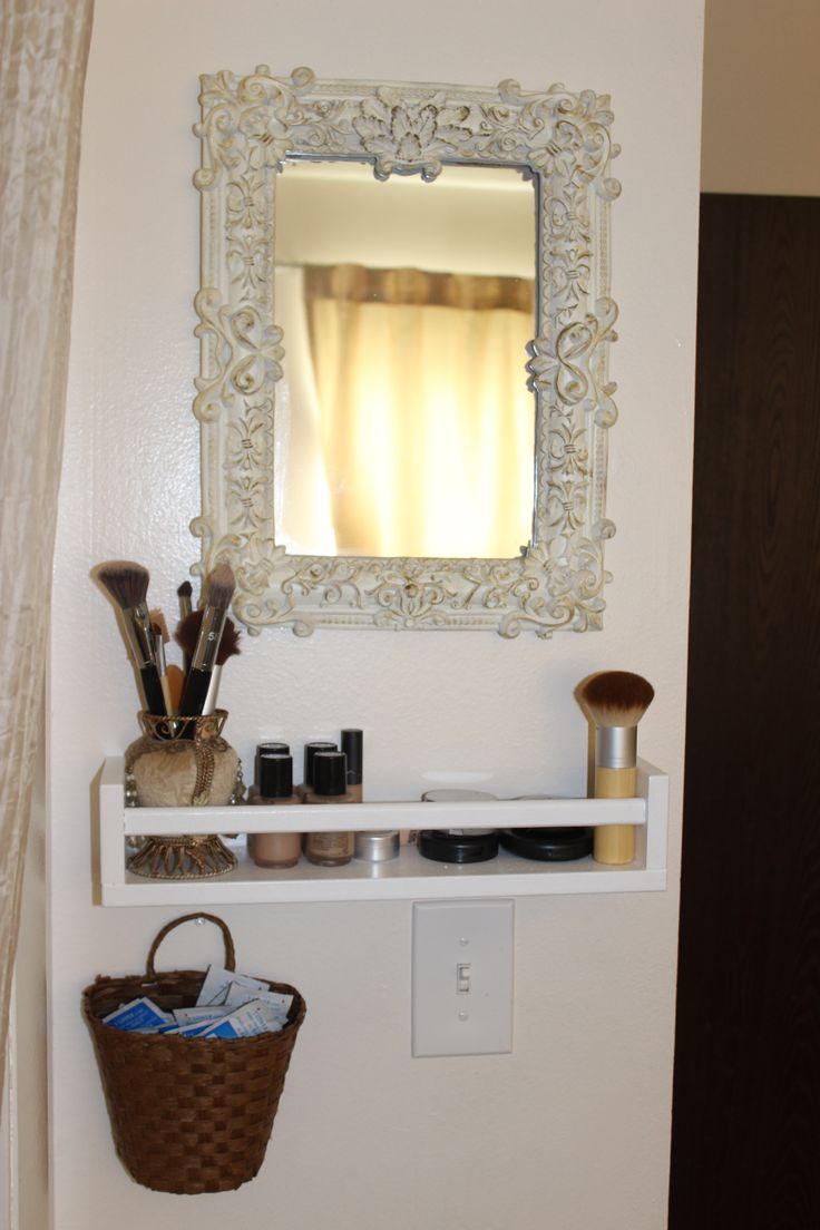 Ikea Spice Rack To Hold Makeup Hanging Basket For Extra