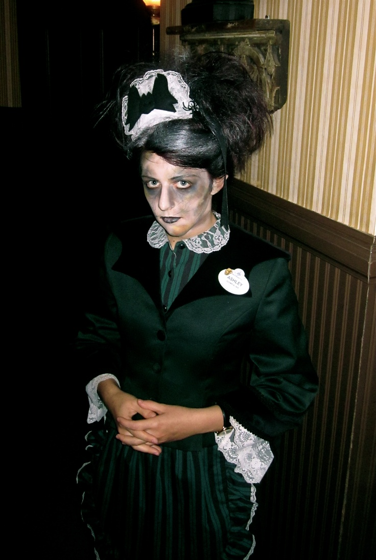 Haunted Mansion Maid Me - Not-So-Scary Halloween Party ...