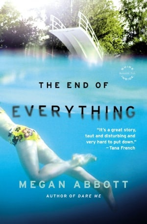 "The End of Everything.. I kept reading hoping the ending would be good.. or I would ""get it"" but it didn't and I didn't"