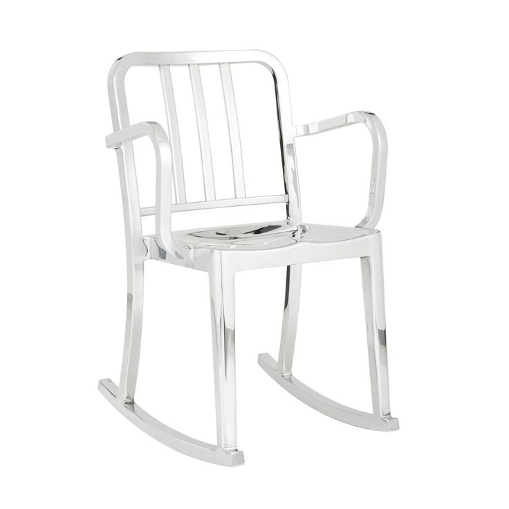 Chair Heritage by Emeco #designbest #philippestarck #design #interiordesign #interiors #homestyle #living #homedecor #homefurniture #home #furniture #style