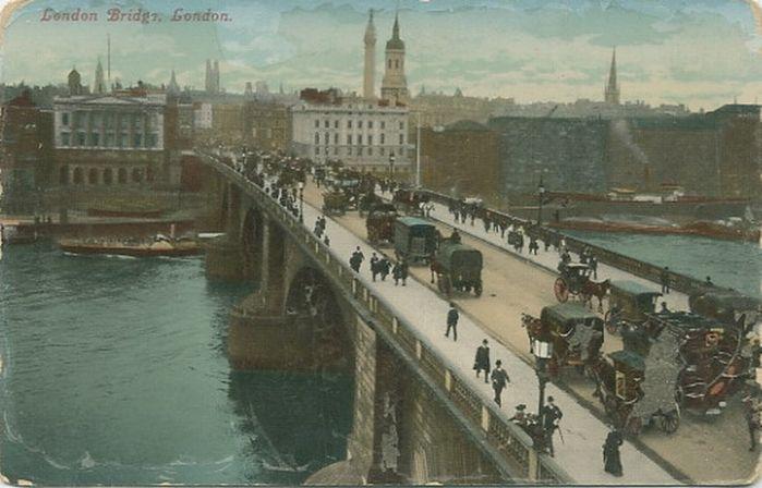 Старый Лондон, краткая история Лондона.
