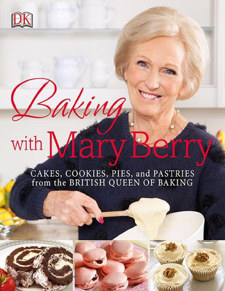 Dk - Baking with Mary Berry by MAPACHE - issuu