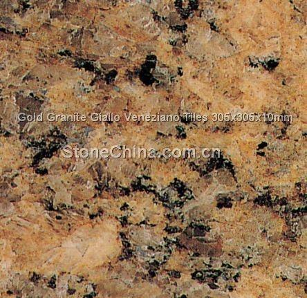 Gold Granite Giallo Veneziano