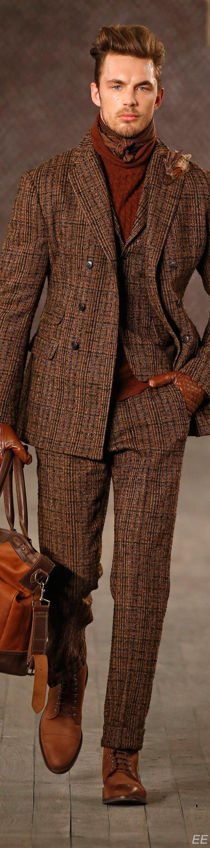 Fall 2016 Menswear Joseph Abboud - EE