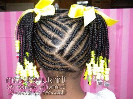 Kids braiding hairstyles