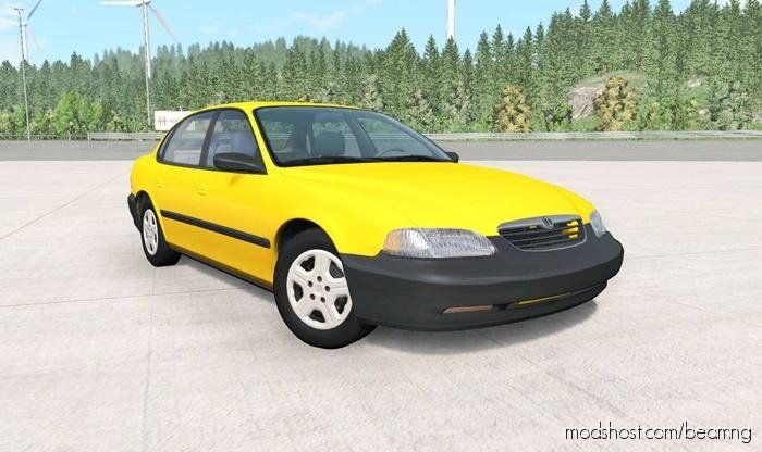 Download Ibishu Pessima Cx 1996 For Beamng Drive In 2020 Driving
