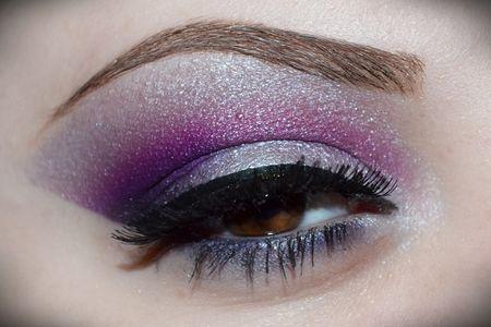 the art of beauty: Makeup Eyes, Eye Makeup, Purple Eyes, Beautiful Eyemakeup, Amazing Eyes, Beauty, Eye Make Up, Eyeshadow Makeup