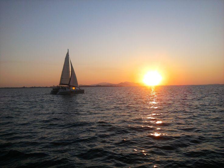 Sunset In Kos - http://www.kosexplorer.com