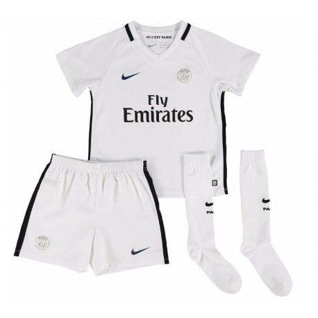 Camisetas del PSG para Niños Third 2016 2017