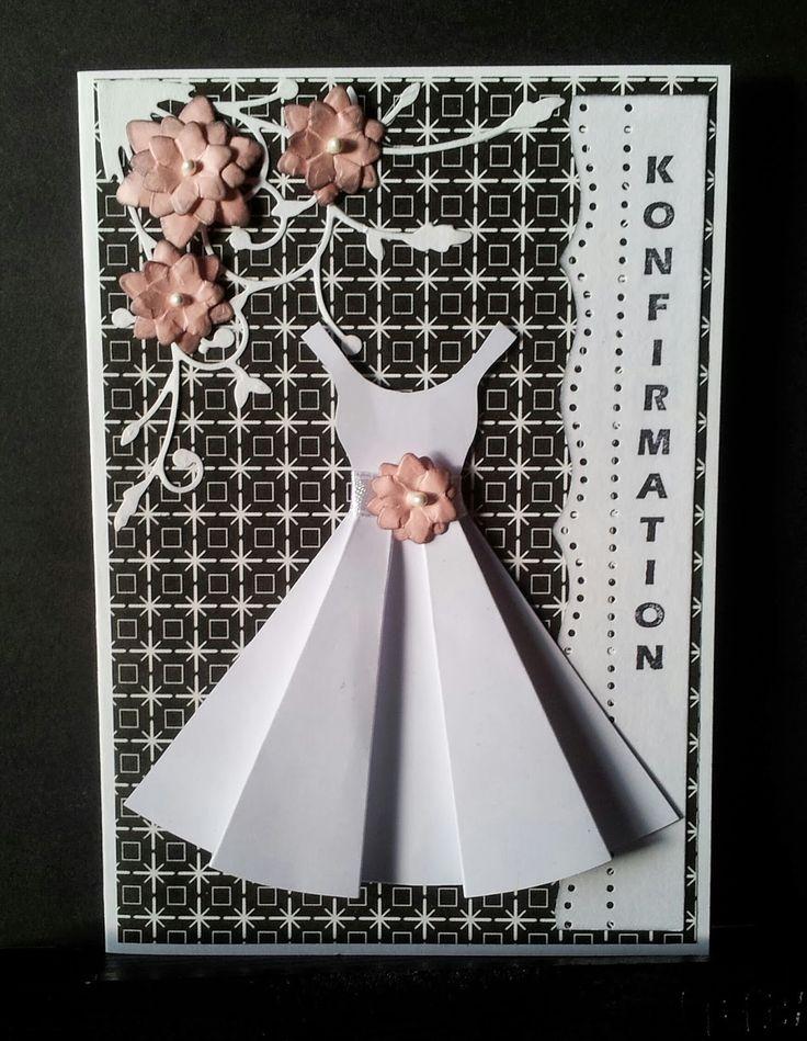 kortblogger: Konfirmations kjoler.