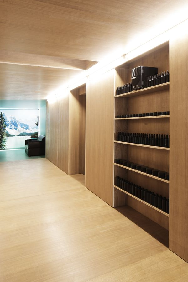 Helicosm, Natural cosmetics shop in Paris | FREAKS freearchitects