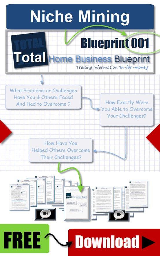 Niche Mining Blueprint Discover your profit niche before you start - copy free blueprint design app