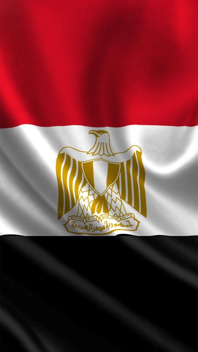 #Flag #Egypt Egyptian Flag