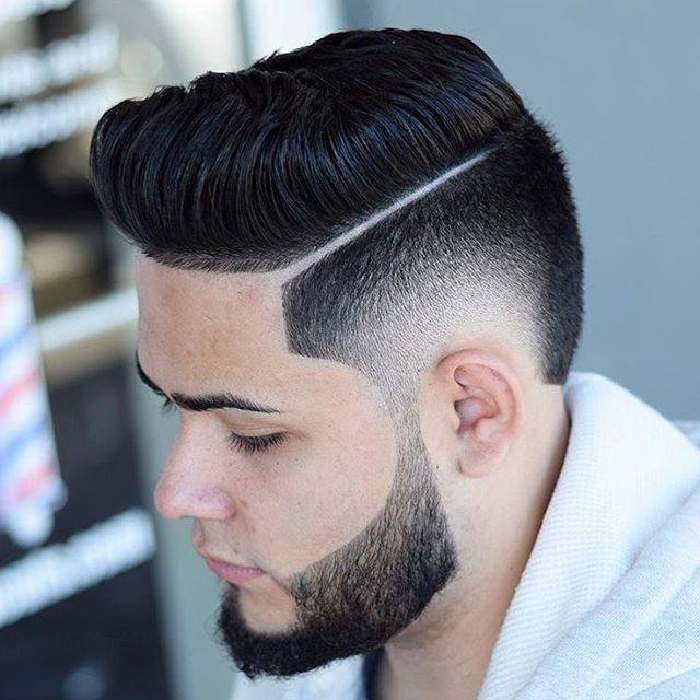 fade haircut ideas