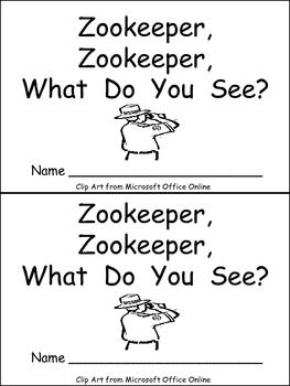 17 Best images about Zoo Unit on Pinterest | Zoo scavenger hunts ...