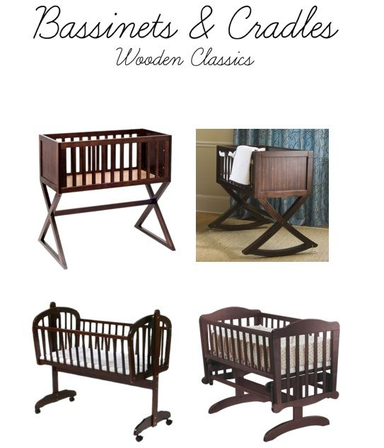 Free Bassinet Woodworking Plans