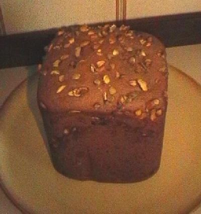Ricette per la macchina per il pane: il cioccopista