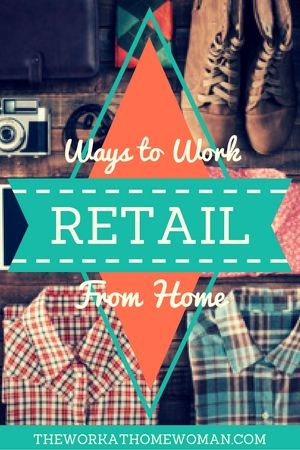 Do you wish you could work a retail job, but from home? Good news! There are…