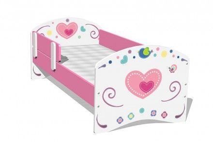 Dětská postel Sweet Flowers