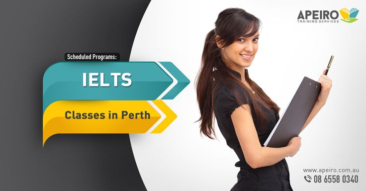 At Apeiro Training Services, Our IELTS classes in Perth can be your gateway to success. We offer practise tests on the lines of IELTS exam format.