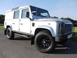 used Land Rover Defender 110 TD XS UTILITY WAGON in surrey