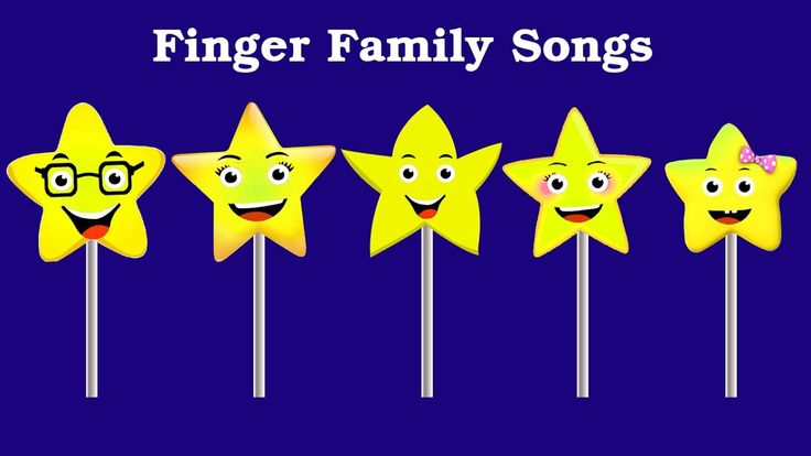 Twinkle Twinkle Little Star Finger Family Collection | Finger Family Songs